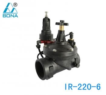 IR-220-6 RELIEF VALVE