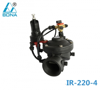 IR-220-4 PRESSURE REDUCING VALVE