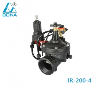 IR-200-4 PRESSURE REDUCING VALVE
