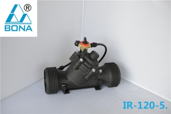 IR-120-5 MANUAL ON-OFF VALVE