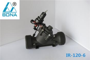 IR-120-6 PRESSURE RELIEF VALVE