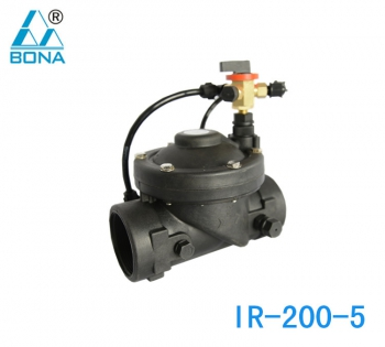 IR-200-5 MANUAL ON-OFF VALVE