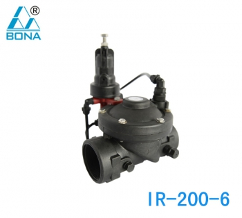 IR-200-6 PRESSURE REDUCING VALVE